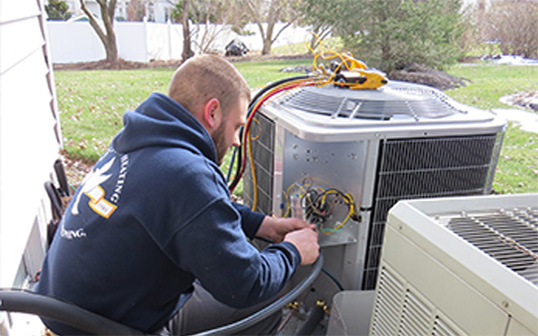 A Full System Installation with Military, Police, or Fire ID