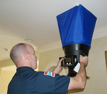 Indoor Air Quality Duct Testing