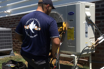 Air Conditioning Unit Replacement