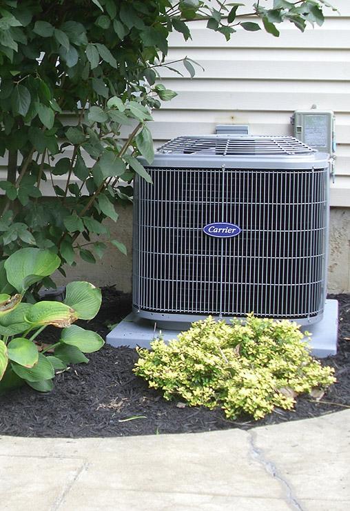 New AC Installation