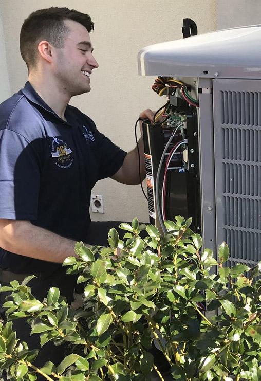 Expert HVAC Service Technicians