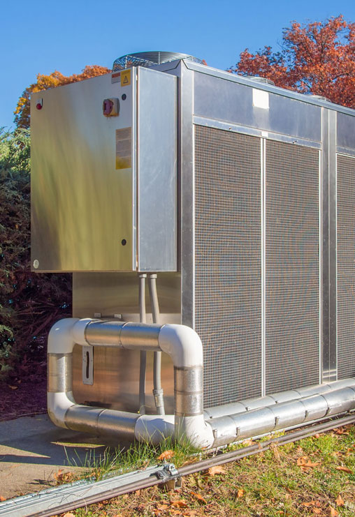 Commercial HVAC System Replacement