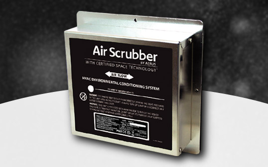 An Air Scrubber Installation