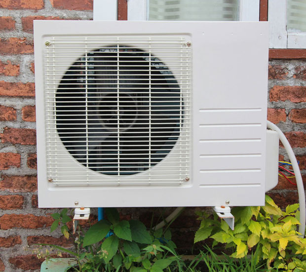 AC System Installation - Ductless Air Conditioning