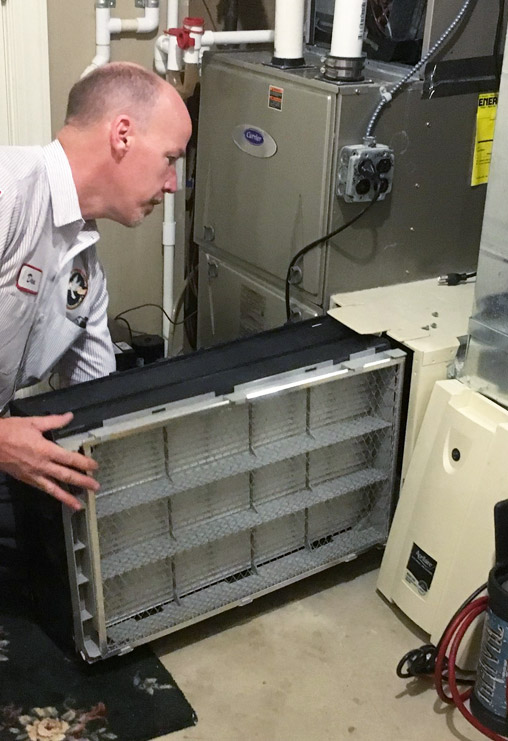 Air Conditioner Annual Service