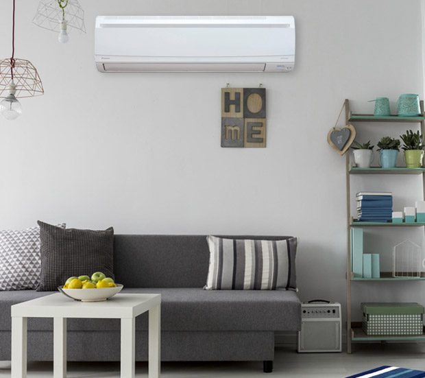 Single-Zone Ductless AC