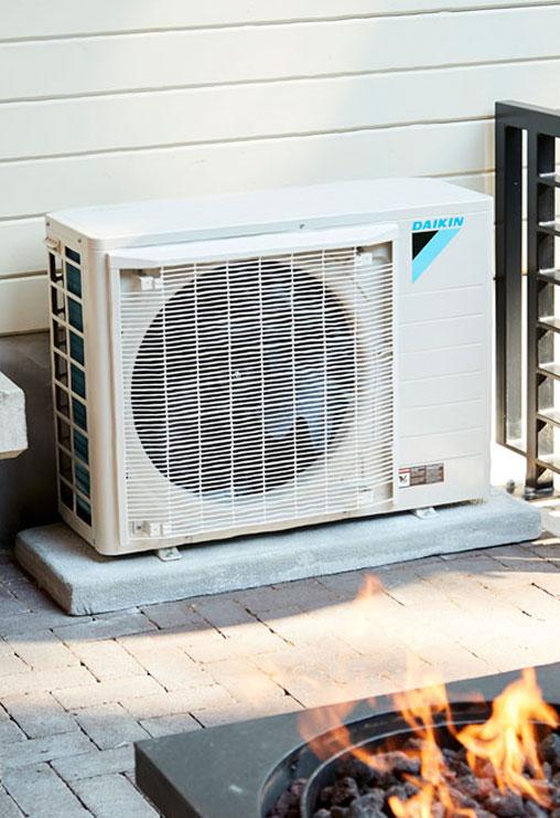 Inverter AC System