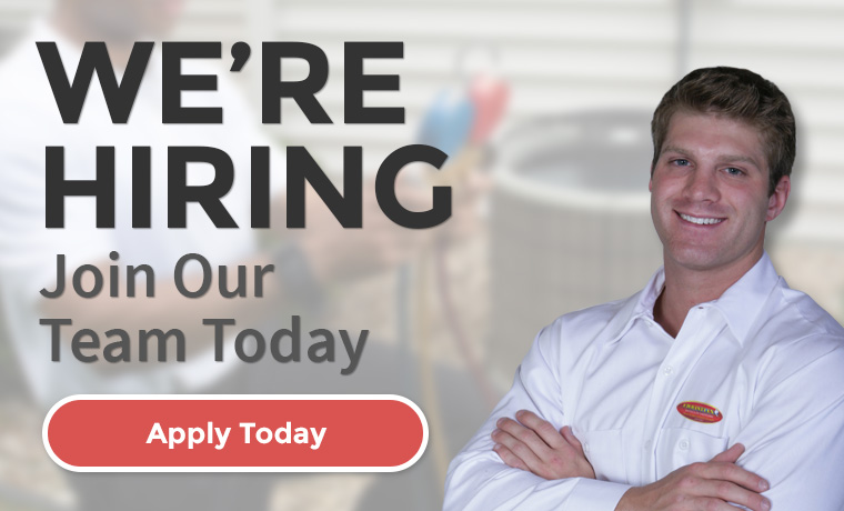We're Hiring - Join Our Team Today